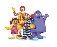 McDonalds Friends
